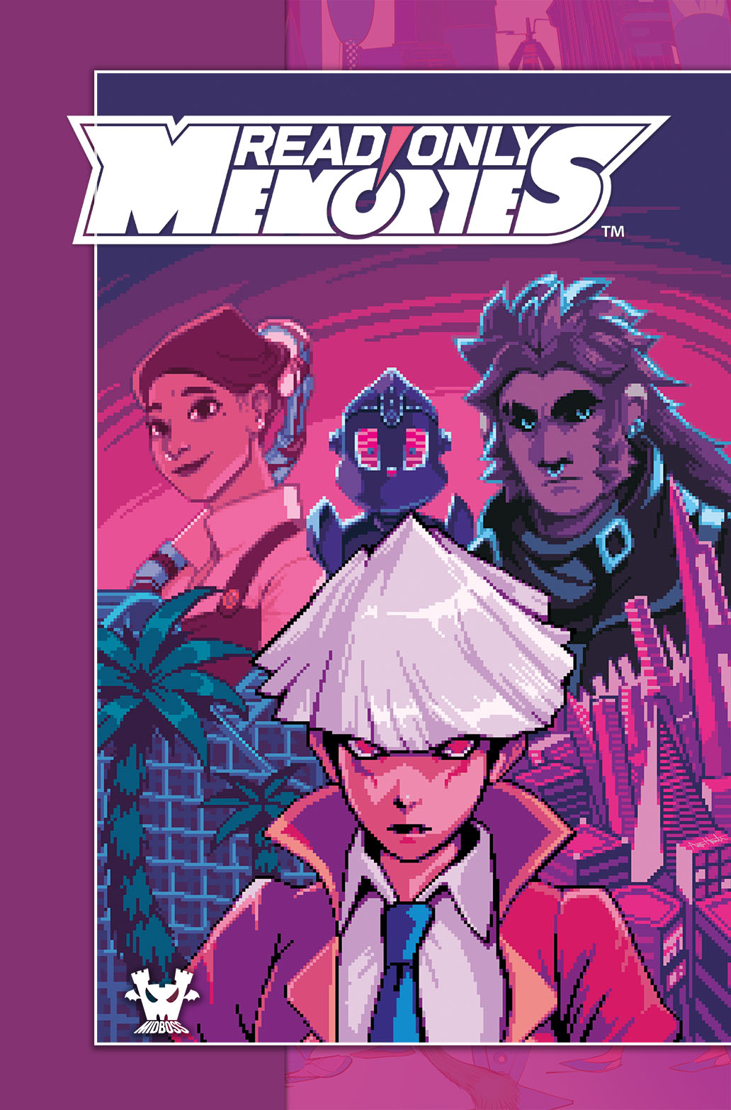 ReadOnlyMemories_fc-copy IDW Publishing June 2021 Solicitations