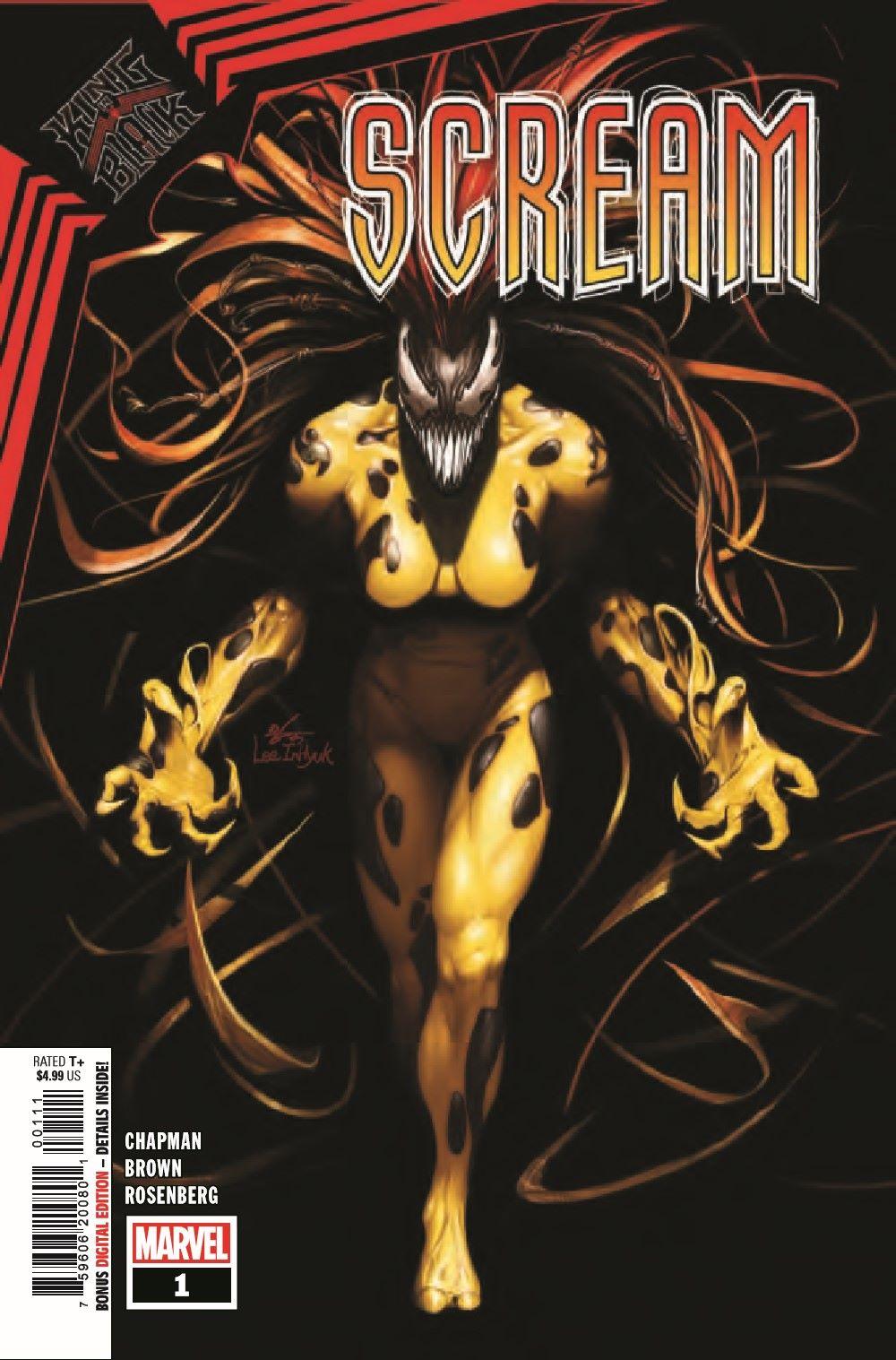 SCREAMKIB2021001_Preview-1 ComicList Previews: KING IN BLACK SCREAM #1