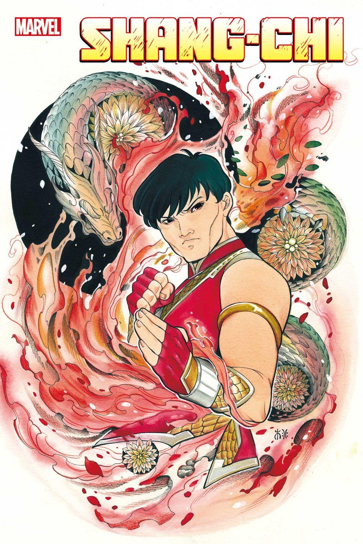 SHANGCHI2021002_Momoko Marvel Comics June 2021 Solicitations