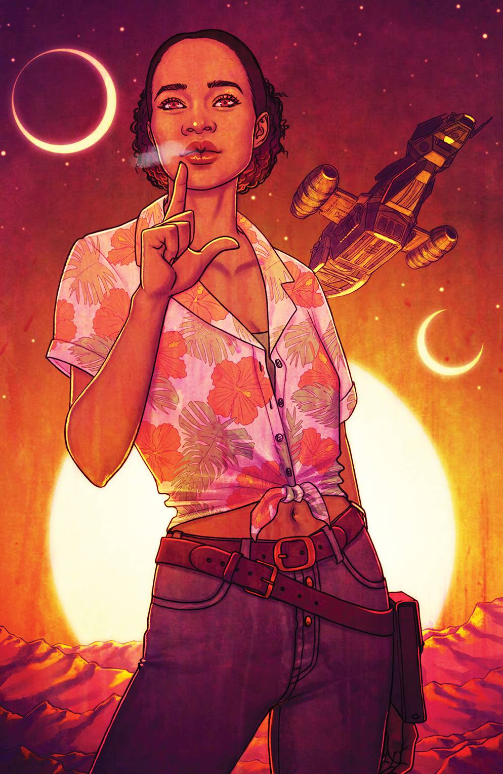 STL180097 ComicList Previews: FIREFLY BRAND NEW 'VERSE #1