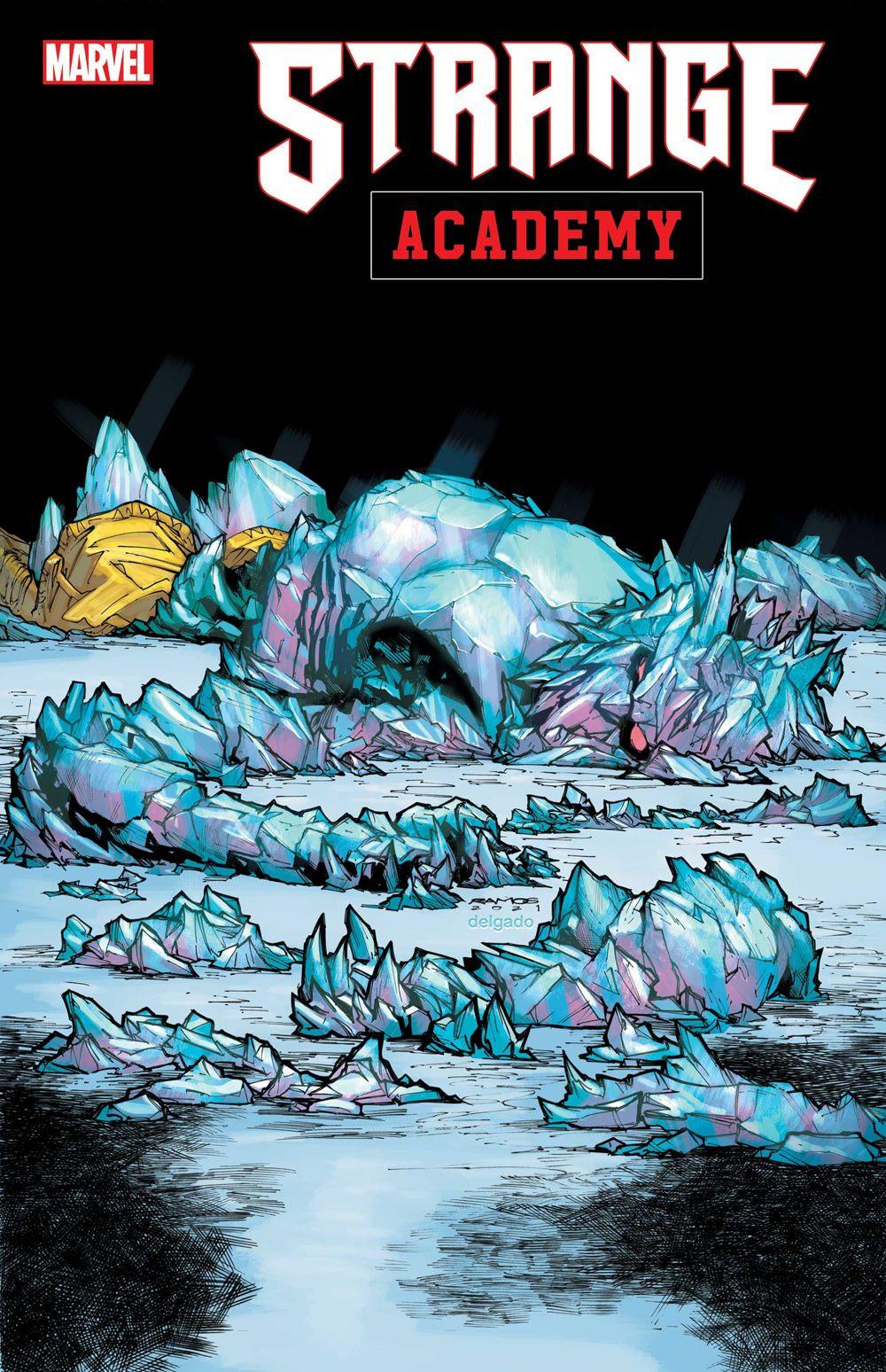 STRACADEMY2020011cov Marvel Comics June 2021 Solicitations