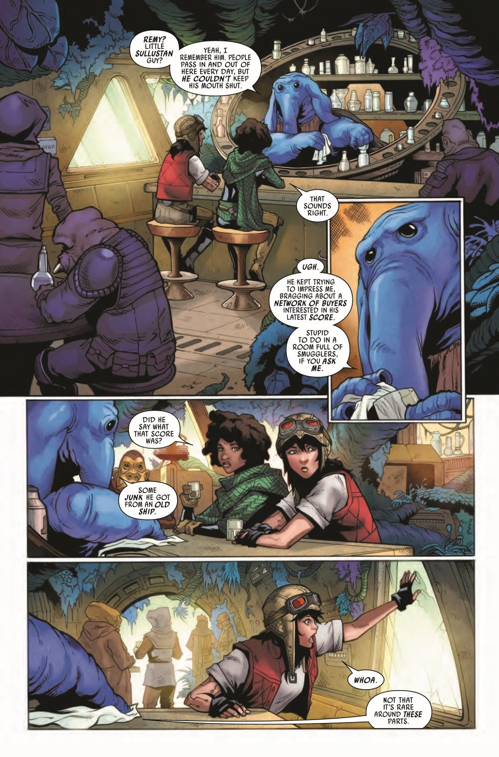 STWAPHRA2020008_Preview-2 ComicList Previews: STAR WARS DOCTOR APHRA #8