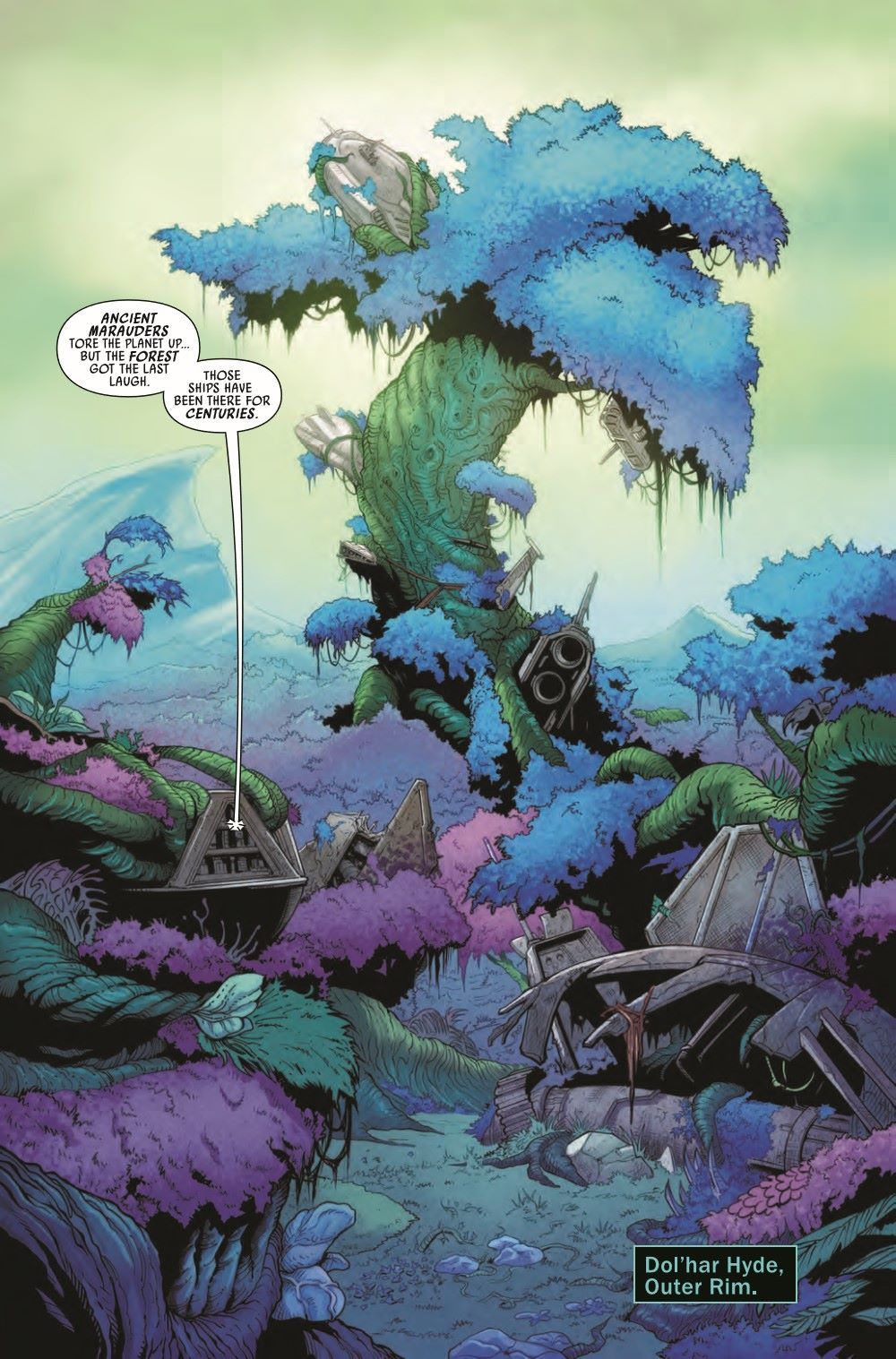 STWAPHRA2020008_Preview-3 ComicList Previews: STAR WARS DOCTOR APHRA #8