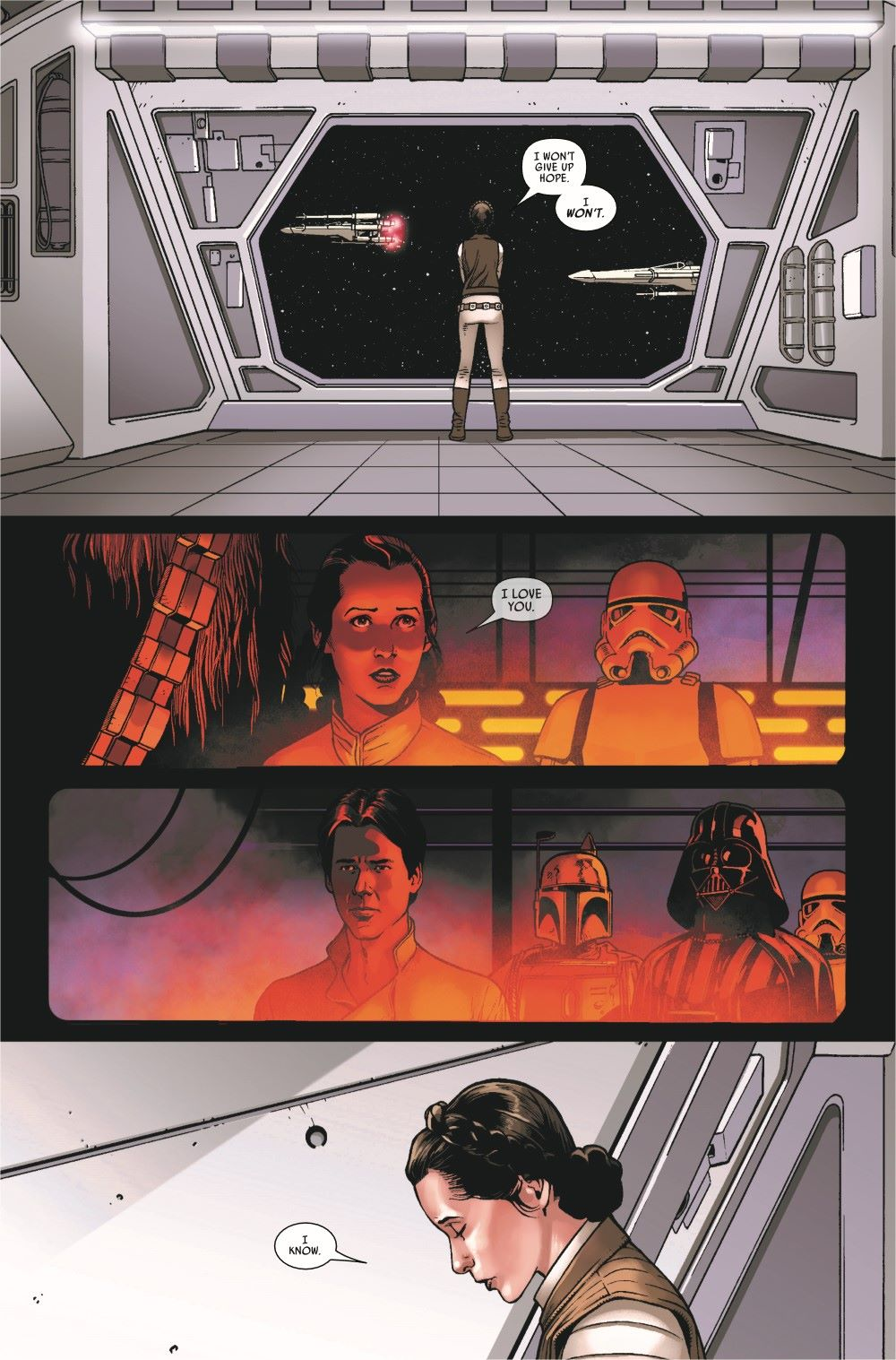 STWARS2020012_Preview-3 ComicList Previews: STAR WARS #12