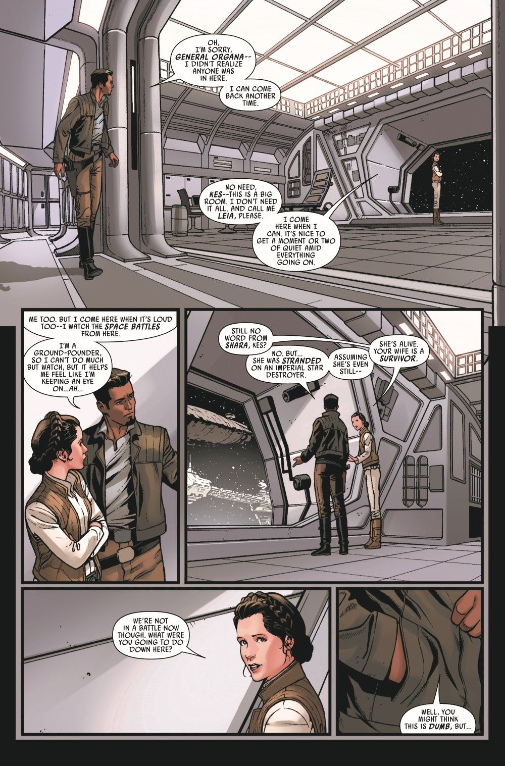 STWARS2020012_Preview-4 ComicList Previews: STAR WARS #12