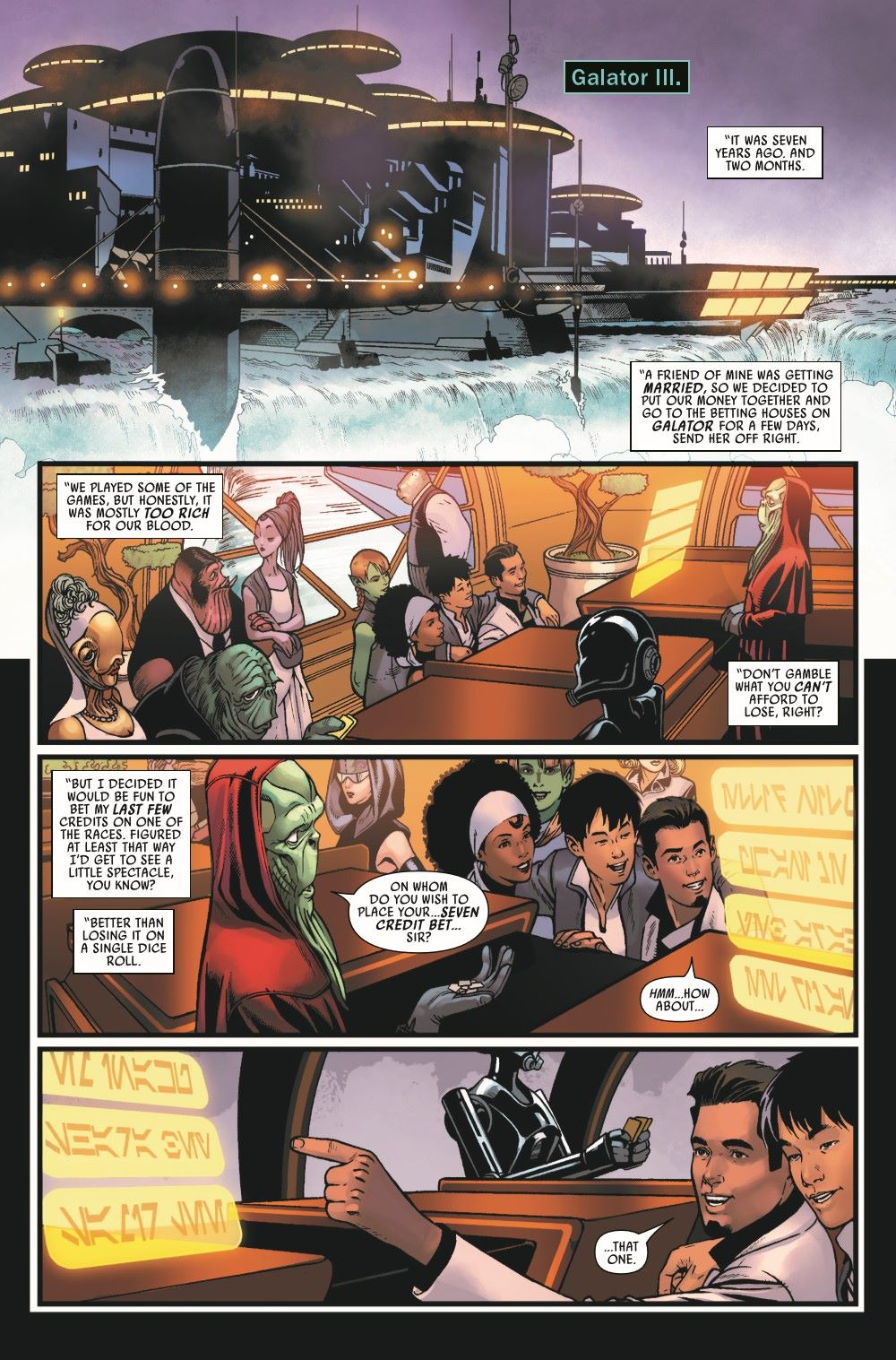 STWARS2020012_Preview-6 ComicList Previews: STAR WARS #12
