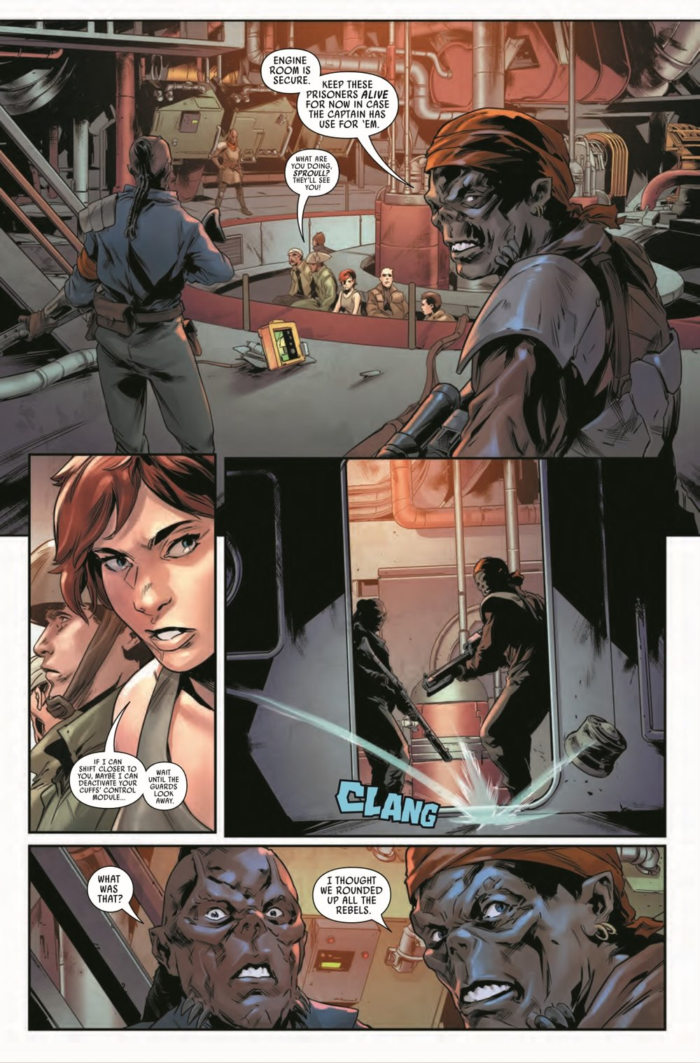 STWBOUNTYHUNT2020010_Preview-6 ComicList Previews: STAR WARS BOUNTY HUNTERS #10