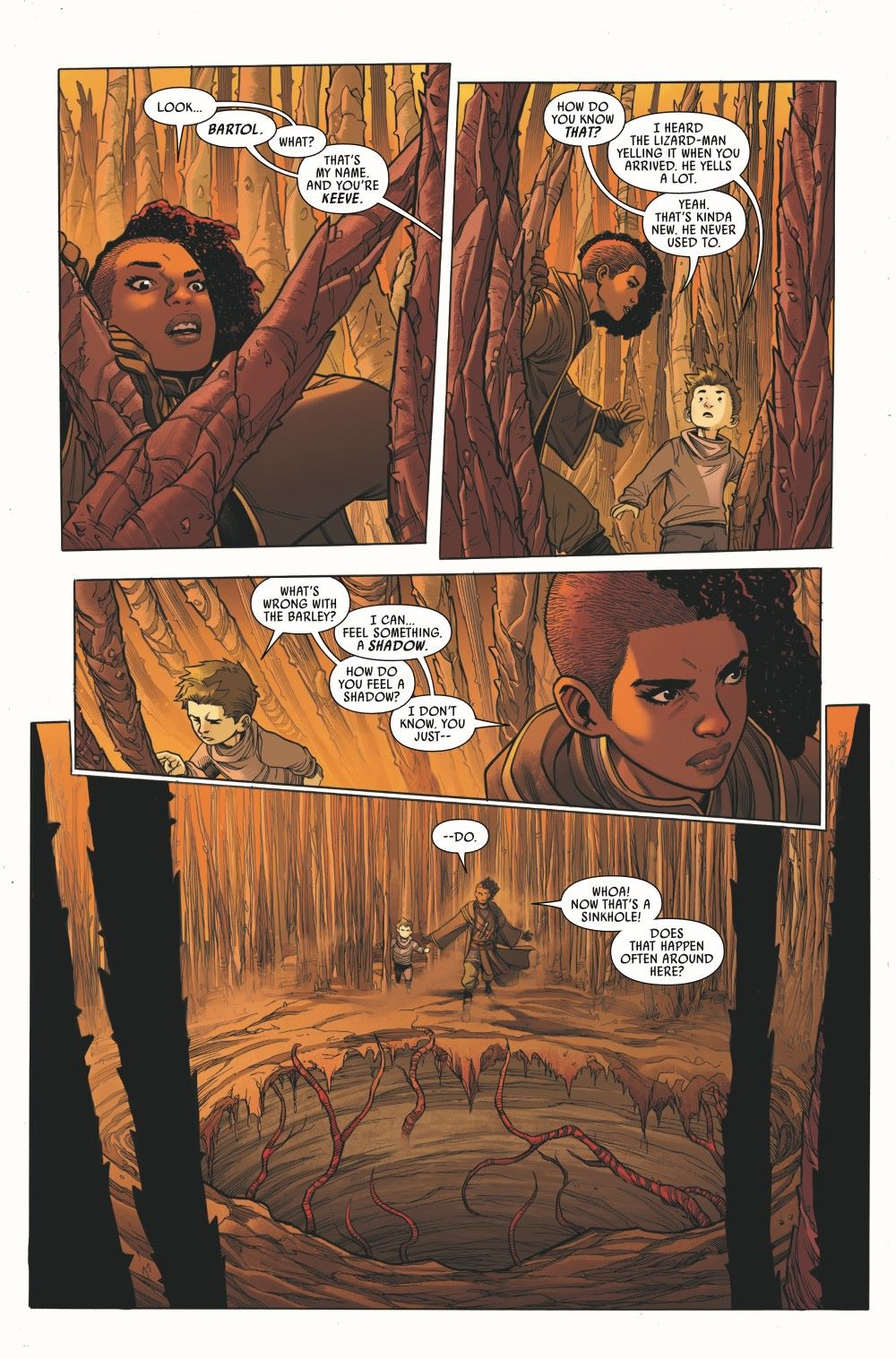 STWHIGHREP2020003_Preview-5 ComicList Previews: STAR WARS THE HIGH REPUBLIC #3