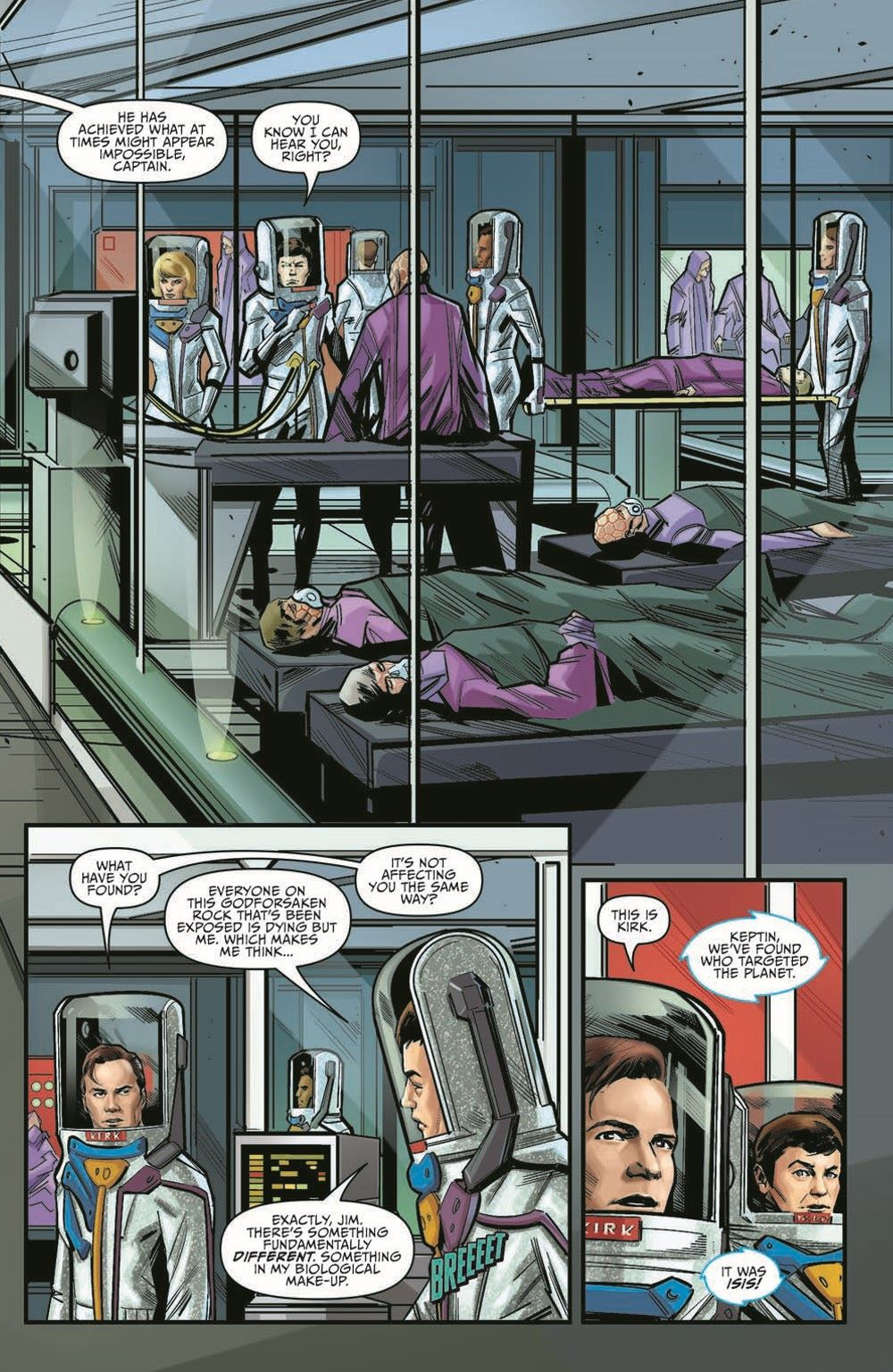 ST_YearFive19-pr-7 ComicList Previews: STAR TREK YEAR FIVE #19