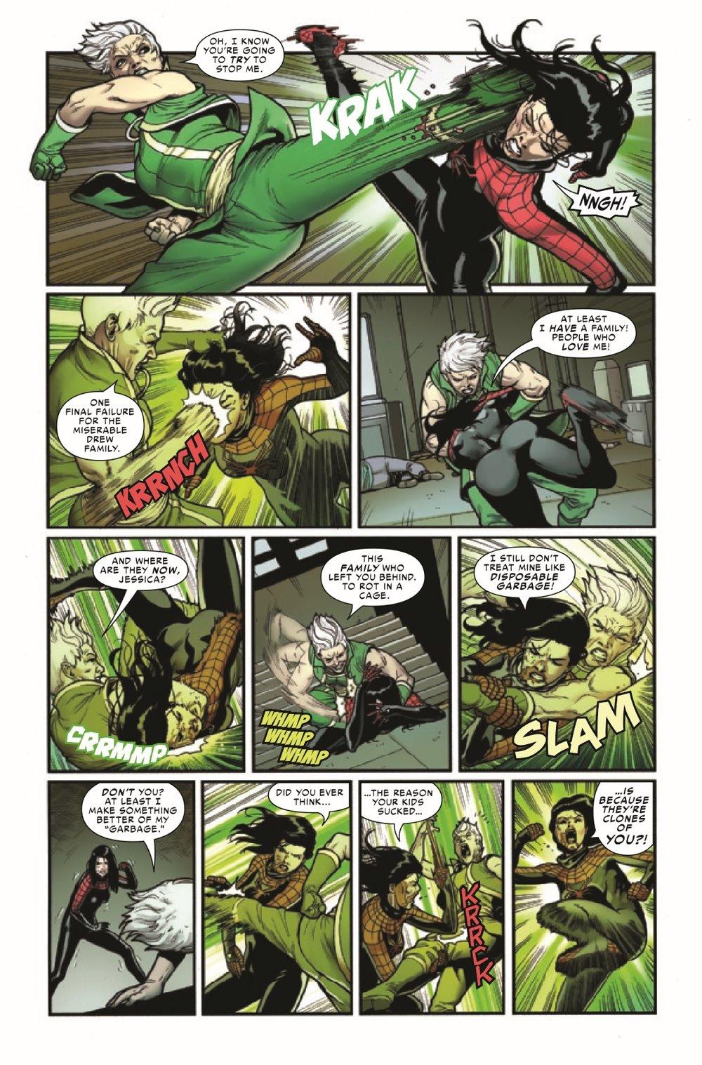 SWOMAN2020010_Preview-5 ComicList Previews: SPIDER-WOMAN #10