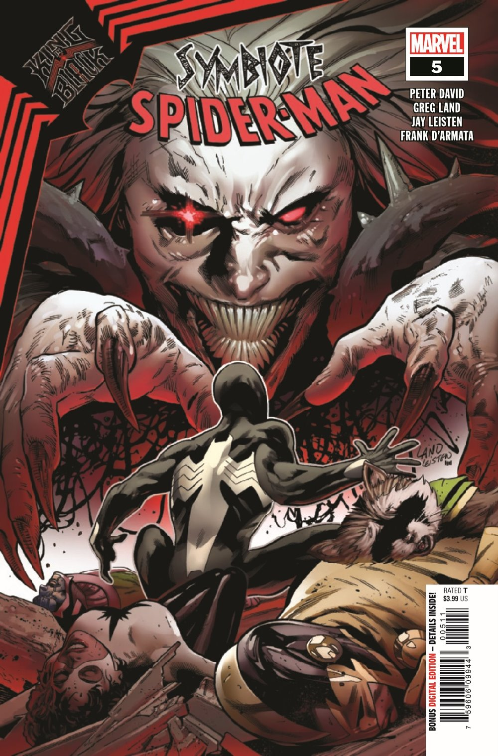 SYMBIOTESMKIB2020005_Preview-1 ComicList Previews: SYMBIOTE SPIDER-MAN KING IN BLACK #5 (OF 5)