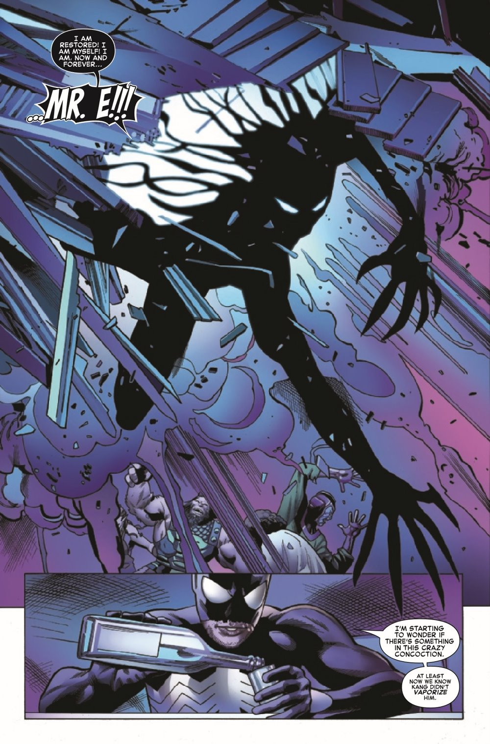 SYMBIOTESMKIB2020005_Preview-5 ComicList Previews: SYMBIOTE SPIDER-MAN KING IN BLACK #5 (OF 5)