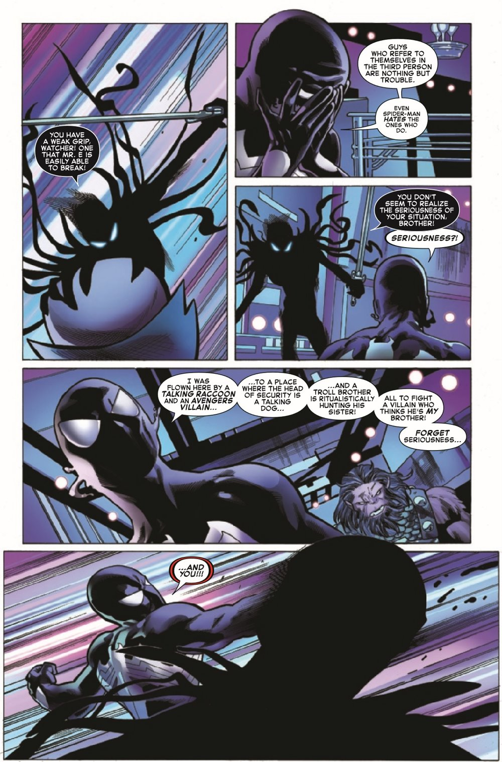 SYMBIOTESMKIB2020005_Preview-6 ComicList Previews: SYMBIOTE SPIDER-MAN KING IN BLACK #5 (OF 5)