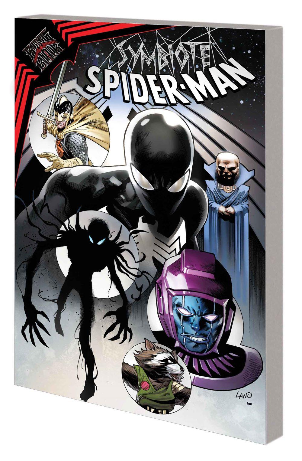 SYMBIOTE_SM_KIB_TPB Marvel Comics June 2021 Solicitations
