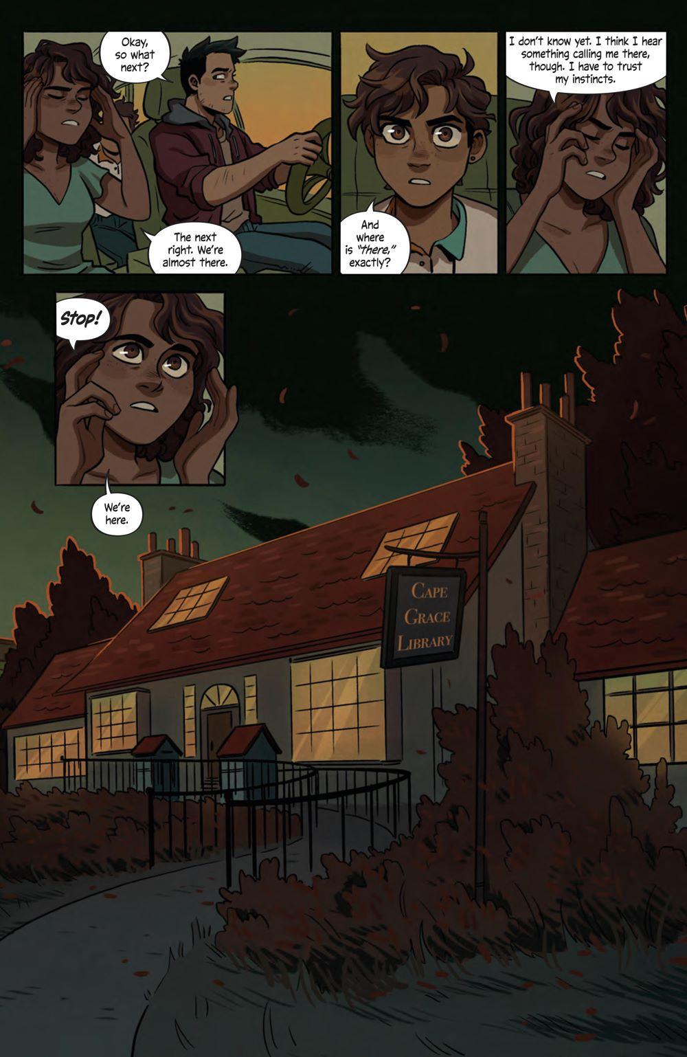 SpecterInspectors_002_PRESS_4 ComicList Previews: SPECTER INSPECTORS #2 (OF 5)