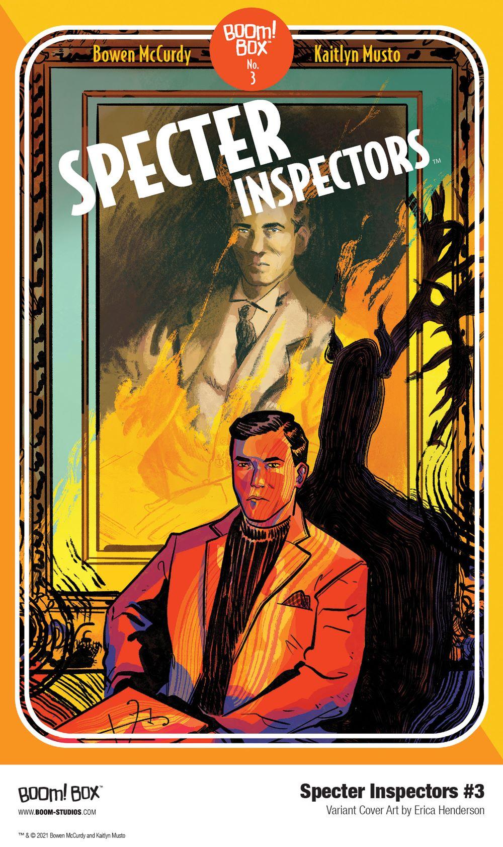 SpecterInspectors_003_Cover_Variant_Henderson_PROMO First Look at BOOM! Studios' SPECTER INSPECTORS #3