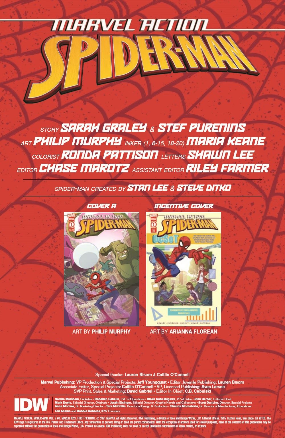 SpidermanV3-01_pr-2 ComicList Previews: MARVEL ACTION SPIDER-MAN VOLUME 3 #1