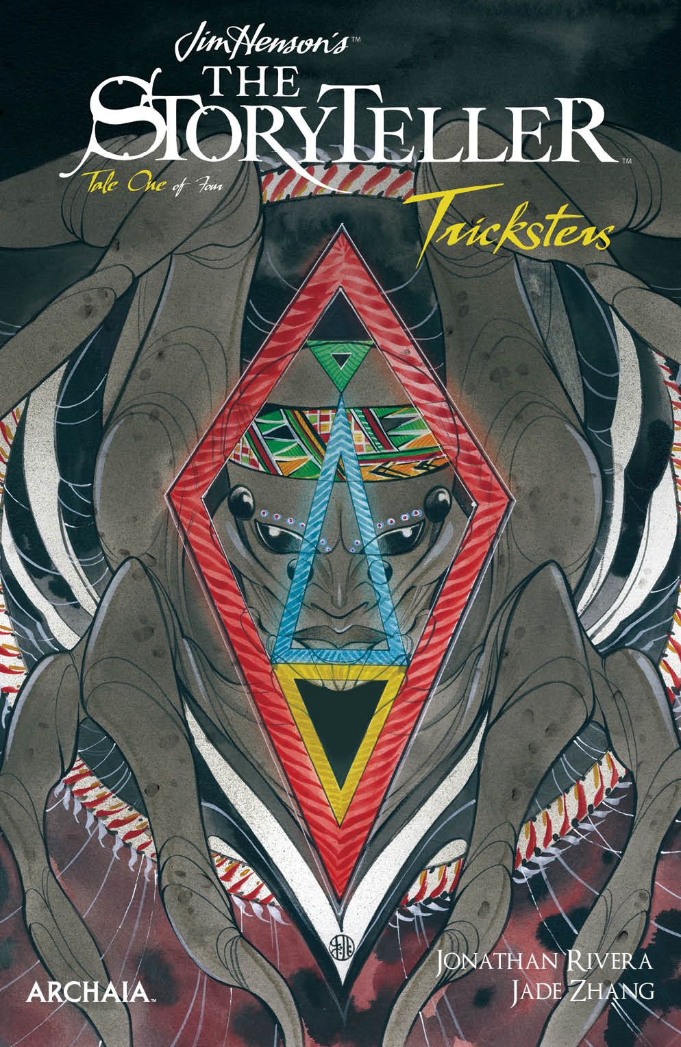 StorytellerTricksters_001_Cover_A_Main ComicList: BOOM! Studios New Releases for 03/17/2021