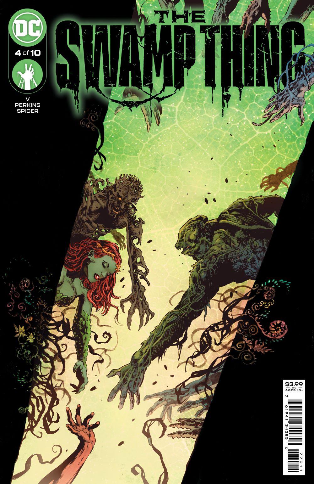 THESWAMPTHING_Cv4 DC Comics June 2021 Solicitations