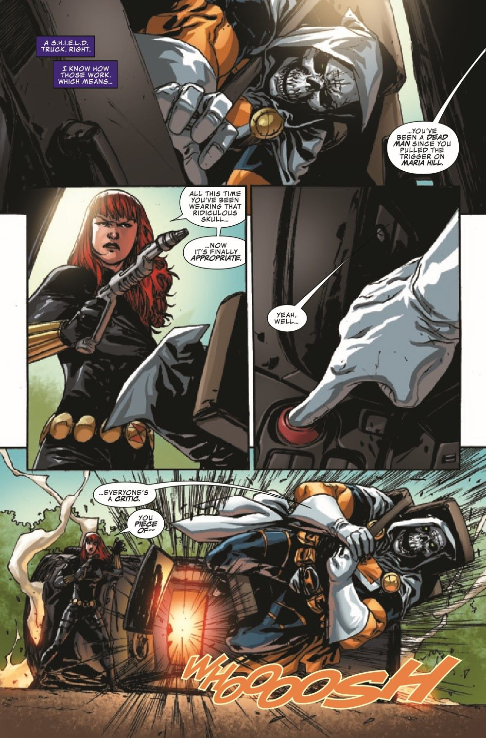 TMASTER2020005_Preview-5 ComicList Previews: TASKMASTER #5 (OF 5)