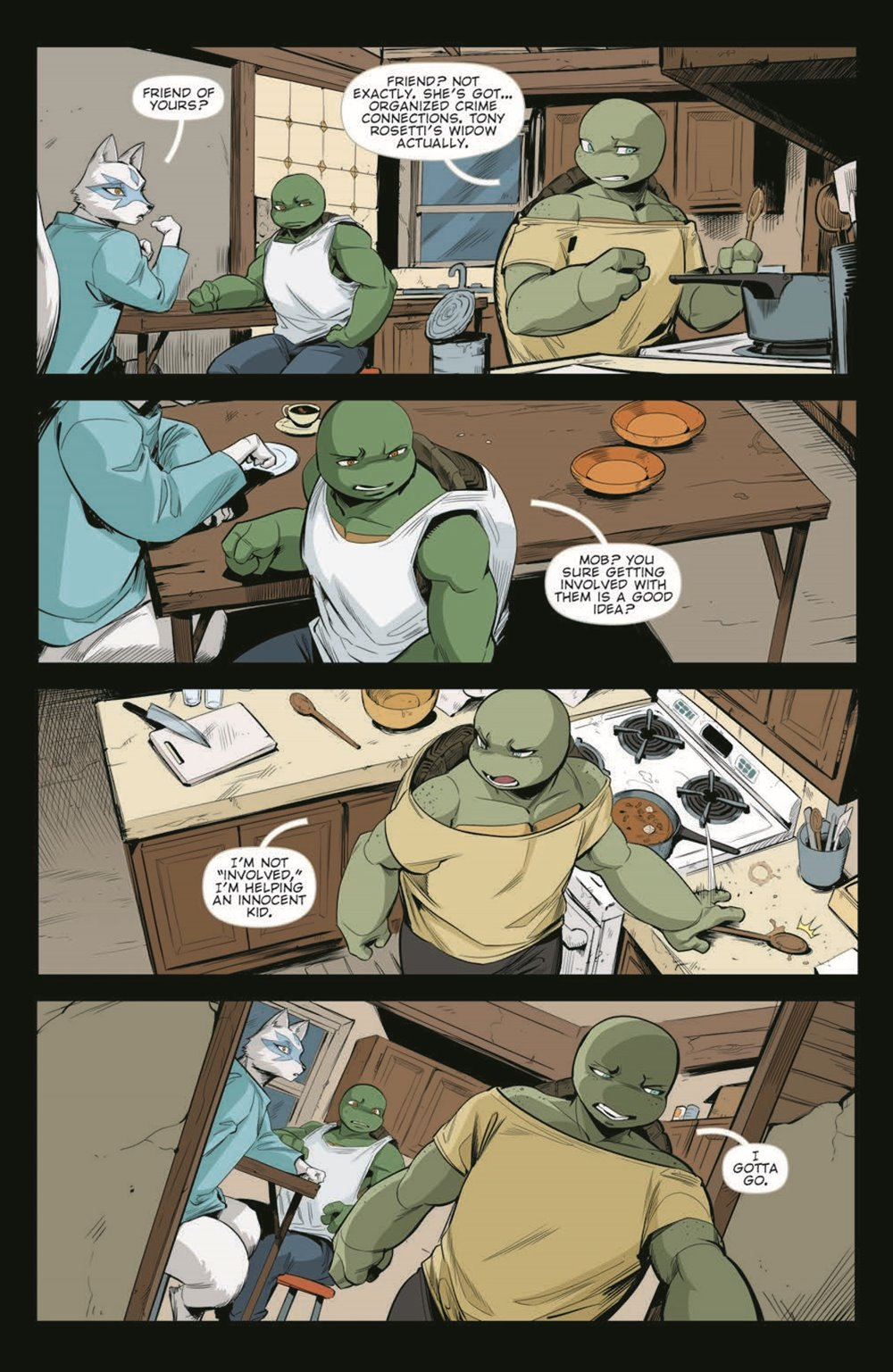 TMNT-JennikaII_05_pr-4 ComicList Previews: TEENAGE MUTANT NINJA TURTLES JENNIKA II #5 (OF 6)