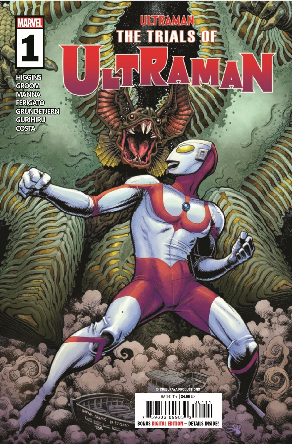 ULTRAMANTRIALS2021001_Preview-1 ComicList Previews: THE TRIALS OF ULTRAMAN #1 (OF 5)