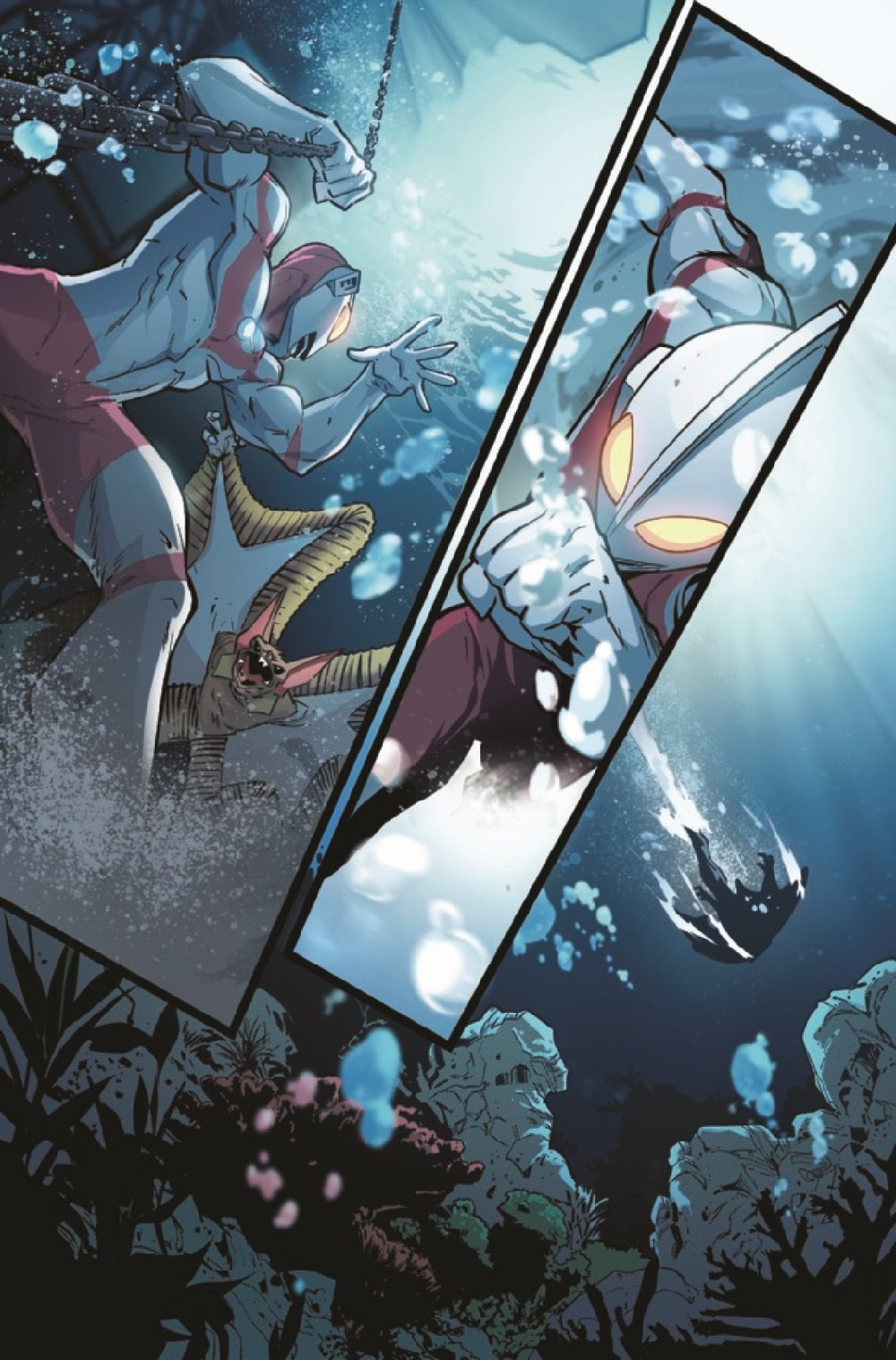 ULTRAMANTRIALS2021001_Preview-3 ComicList Previews: THE TRIALS OF ULTRAMAN #1 (OF 5)