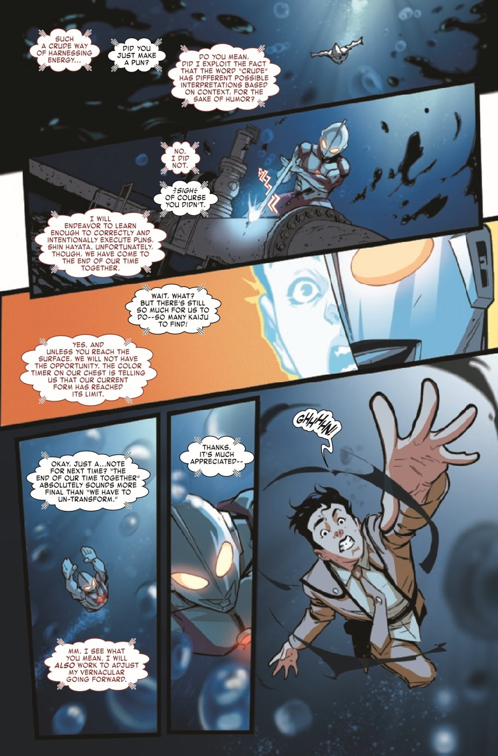 ULTRAMANTRIALS2021001_Preview-6 ComicList Previews: THE TRIALS OF ULTRAMAN #1 (OF 5)
