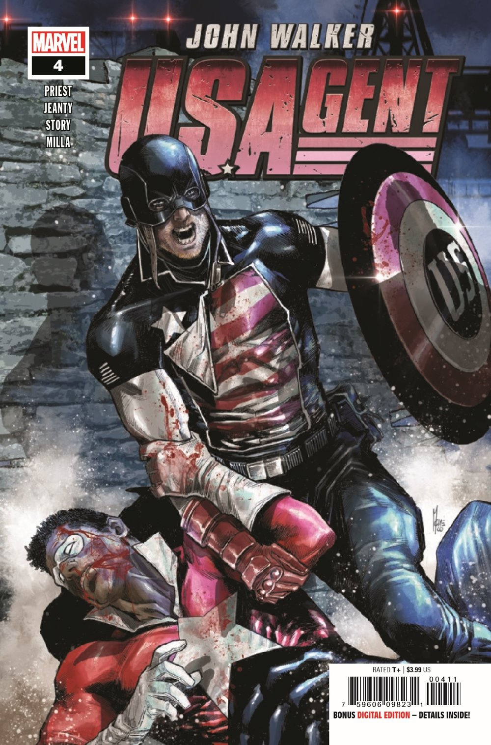 USAGENT2020004_Preview-1 ComicList Previews: U.S.AGENT #4 (OF 5)