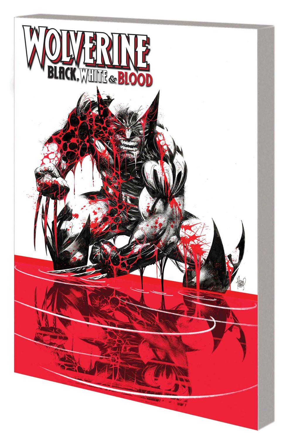 WOLVERINE_BWB_TREASURY_TPB Marvel Comics June 2021 Solicitations