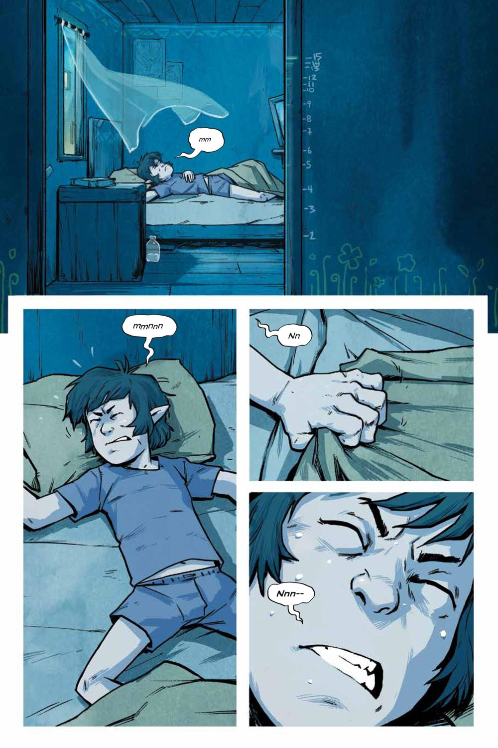 Wynd_v1_HC_PRESS_9 ComicList Previews: WYND VOLUME 1 THE FLIGHT OF THE PRINCE HC (COMIC BOOK SHOP EXCLUSIVE HARDCOVER EDITION)