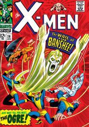 X-Men-28-210x300 Banshee – The Irish X-Man