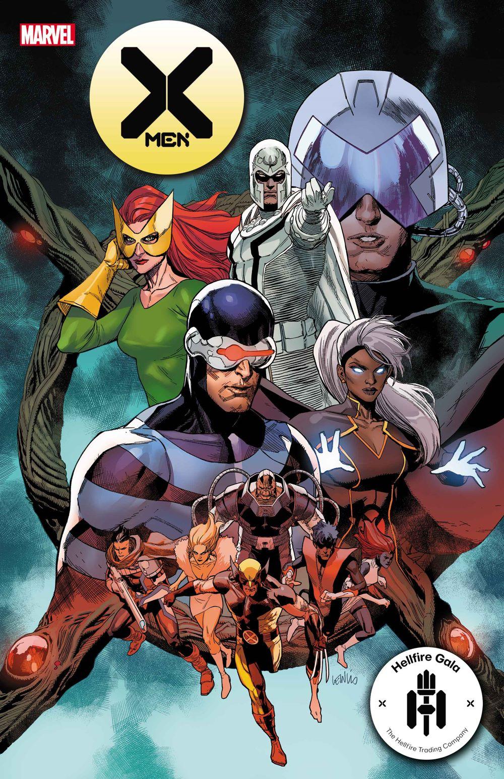 XMEN2019021_cov Marvel Comics June 2021 Solicitations
