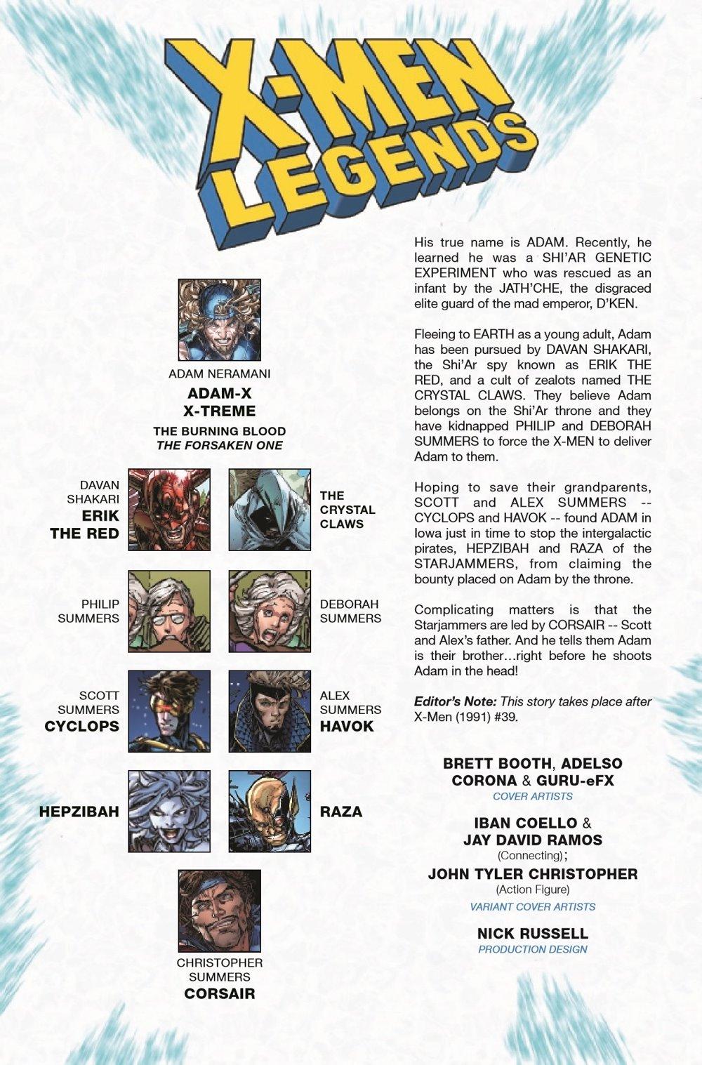 XMLEGENDS2021002_Preview-2 ComicList Previews: X-MEN LEGENDS #2