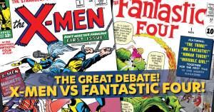 XmenFF-300x157 The Great Debate! X-Men vs Fantastic Four!