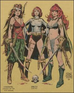 as1o9l9ud2231-238x300 Frank Thorne: Red Sonja Artist Passes Away