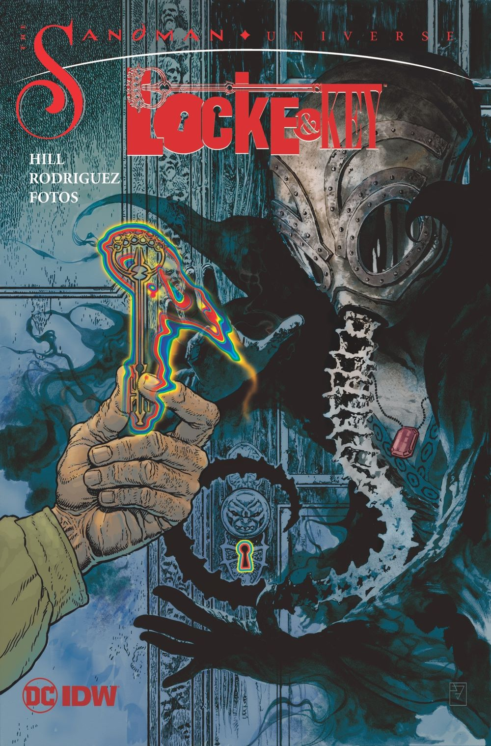 e5532137-e7b0-4c56-9702-abd554711963 First Look at IDW Publishing's LOCKE AND KEY THE SANDMAN UNIVERSE HELL AND GONE #1