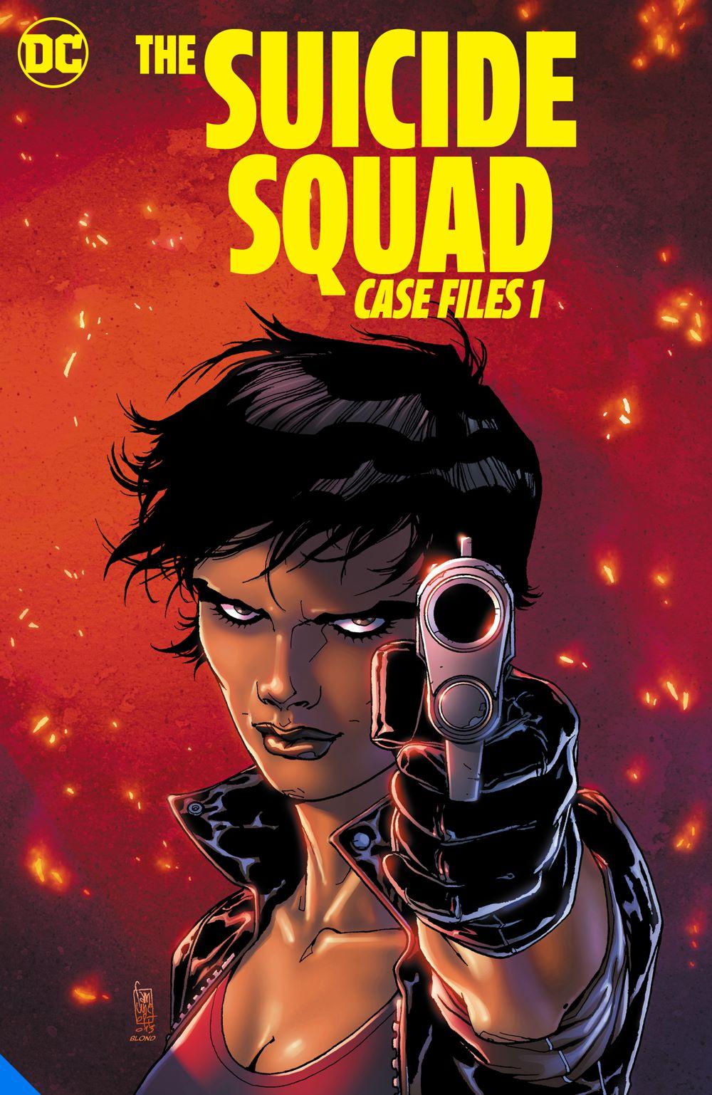 thesuicidesquadcasefiles1_adv DC Comics June 2021 Solicitations