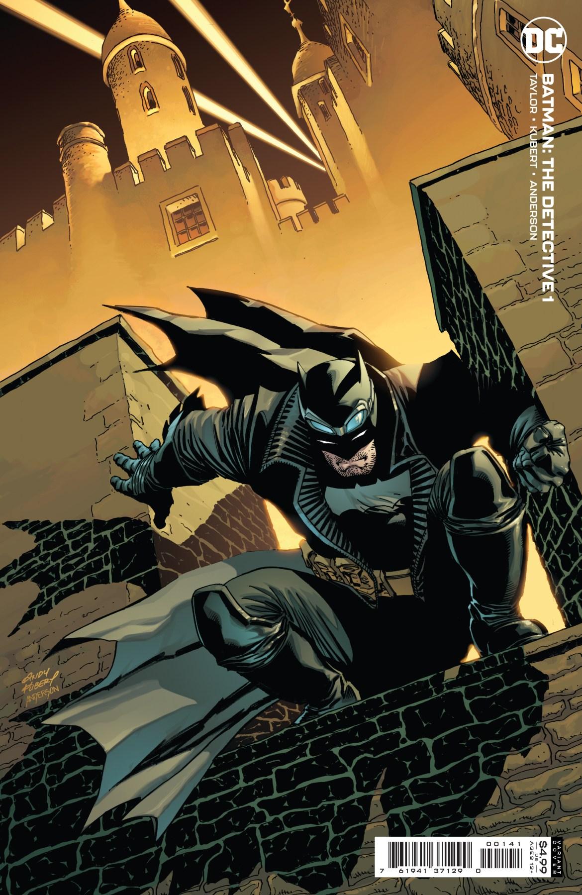 0221DC009 ComicList: DC Comics New Releases for 04/14/2021