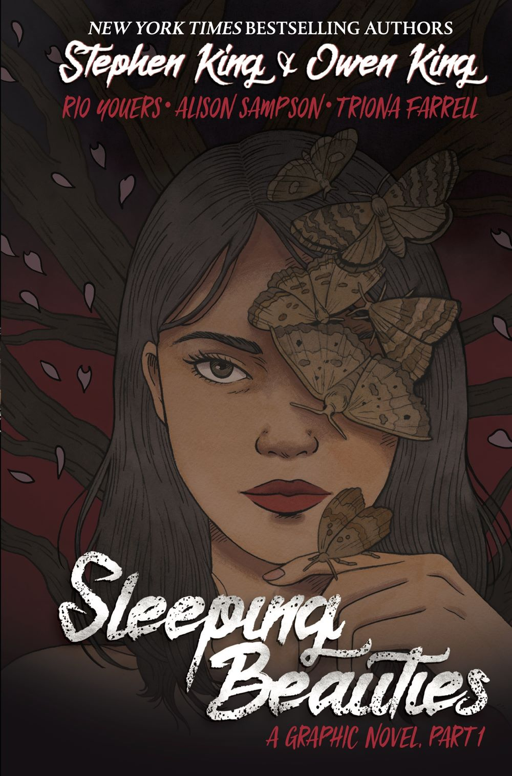 4f968bce-bdea-427a-98e5-3e758e30ede4 Stephen King and Owen King's SLEEPING BEAUTIES to be adapted by IDW