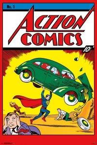 ActionComics231PaperPrint-200x300 Record-Breaking Super Mario Bros & Action #1 Sale: Investor Collector Perspective