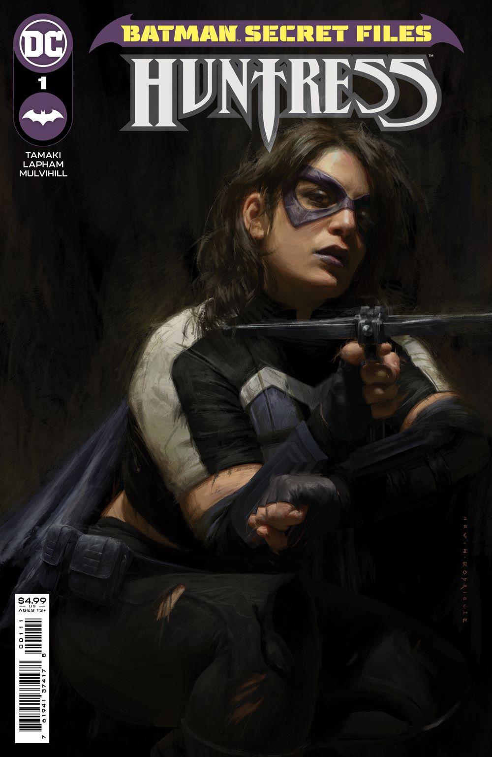 BMSF_HNTRSS_Cv1 DC Comics July 2021 Solicitations