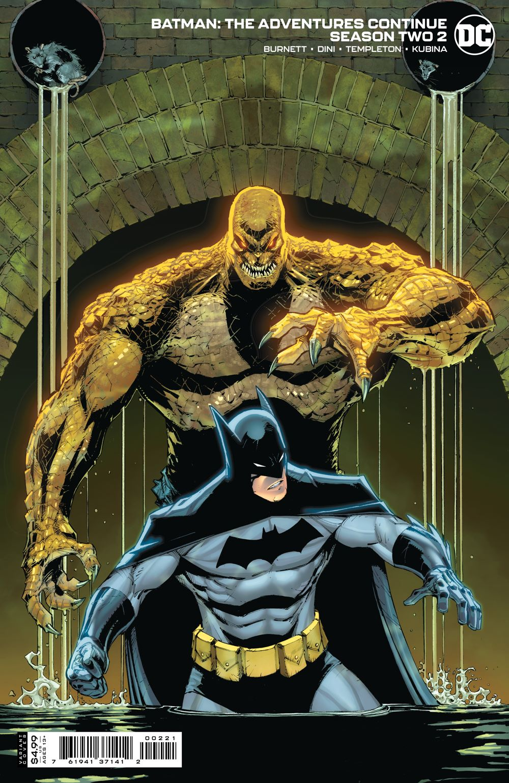 BMTACS2_Cv2_var DC Comics July 2021 Solicitations