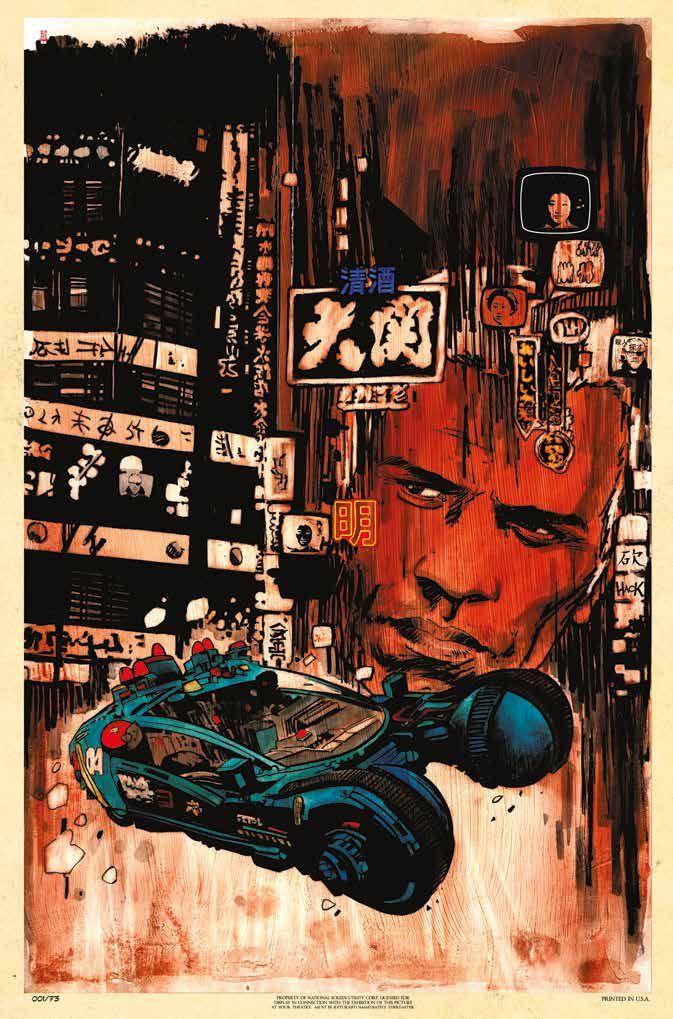 BladeRunnerOriginsHack1 Titan Comics July 2021 Solicitations