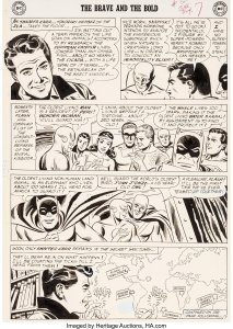 Brave-and-the-Bold-30-213x300 Mike Sekowsky Charter Member: Justice League of America