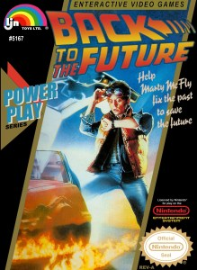 BttF-VG1-219x300 LJN's Back to the Future. An Up and Coming Collector's Dream!
