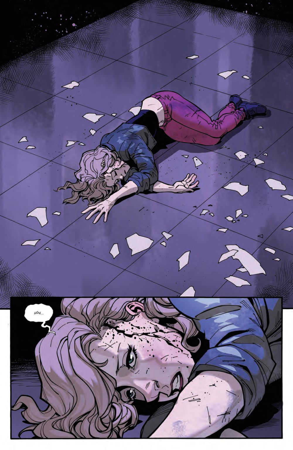 Buffy_024_PRESS_3 ComicList Previews: BUFFY THE VAMPIRE SLAYER #24