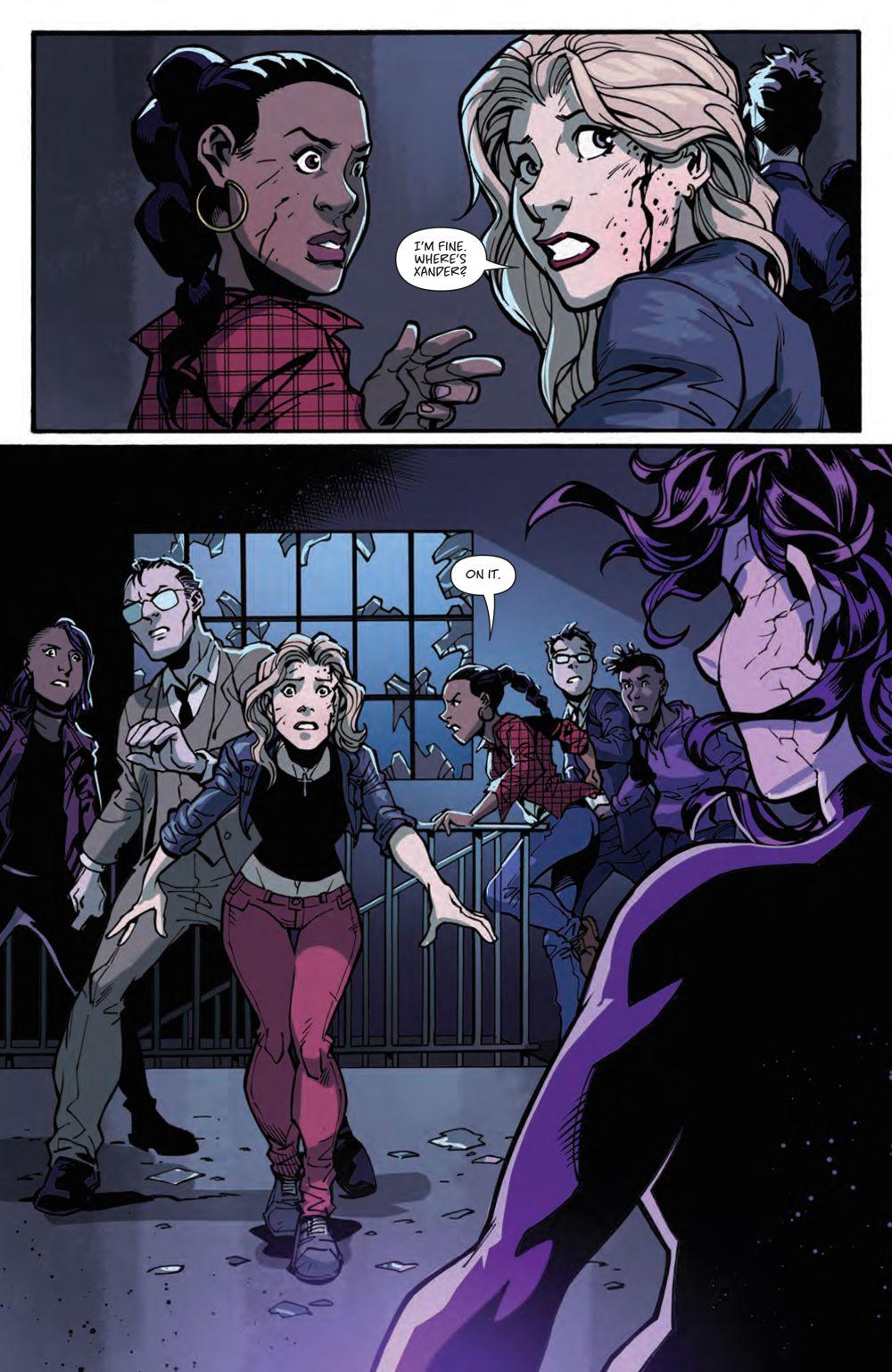 Buffy_024_PRESS_7 ComicList Previews: BUFFY THE VAMPIRE SLAYER #24