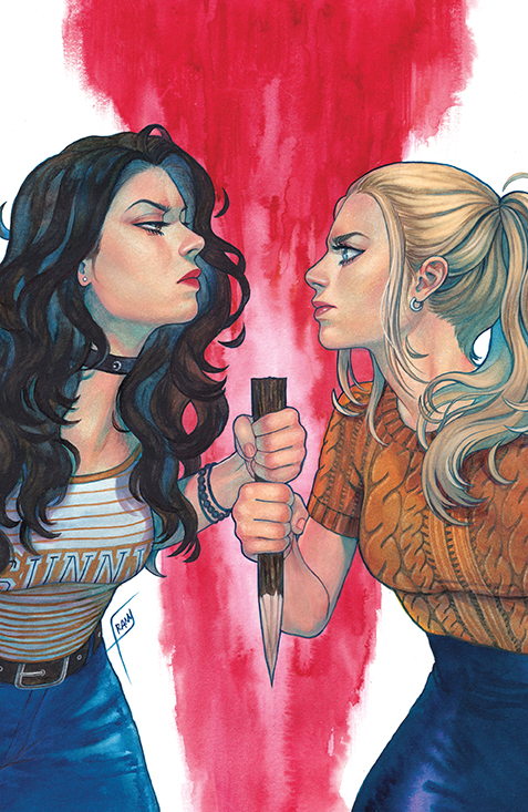 Buffy_027_Cover_A_Main BOOM! Studios July 2021 Solicitations