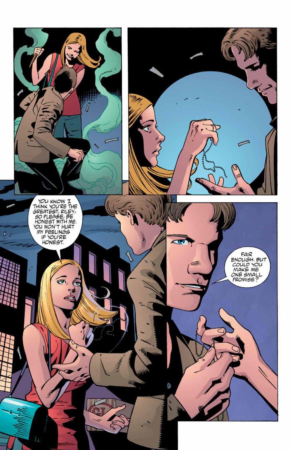 Buffy_Legacy_v4_SC_PRESS_15 ComicList Previews: BUFFY THE VAMPIRE SLAYER LEGACY EDITION VOLUME 4 SC